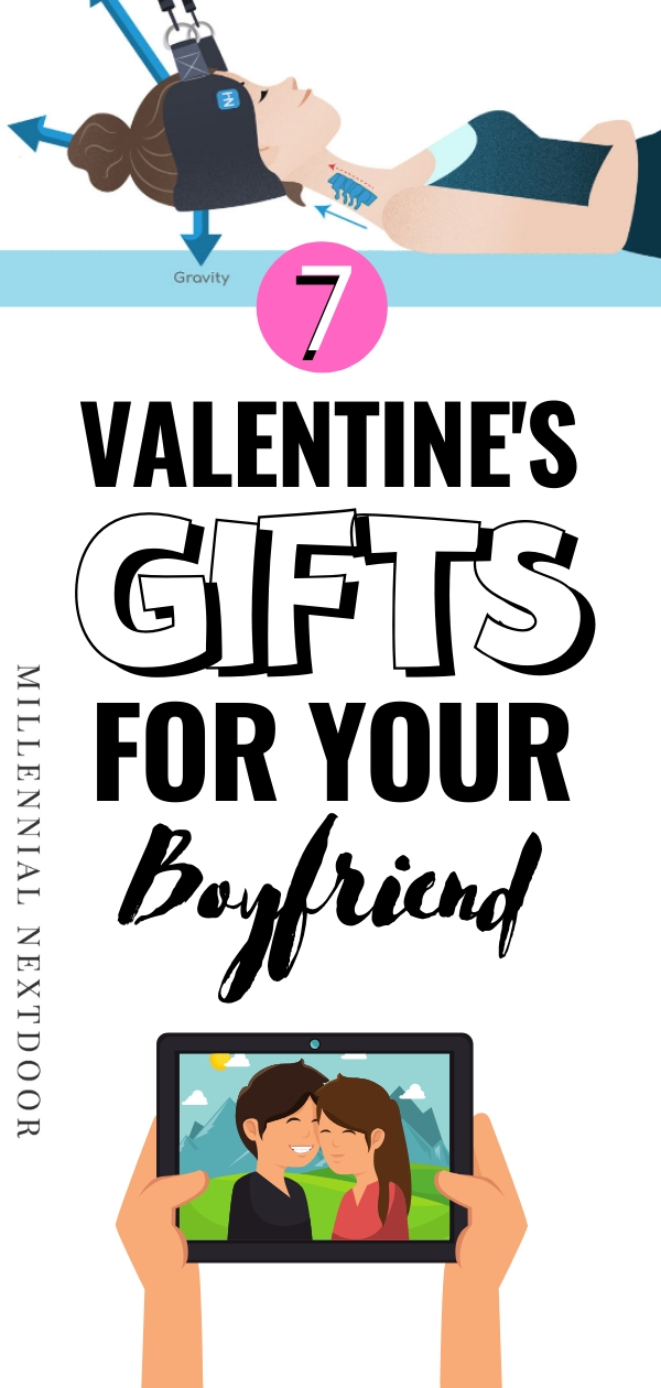 7 Valentine's Gifts for Your Boyfriend