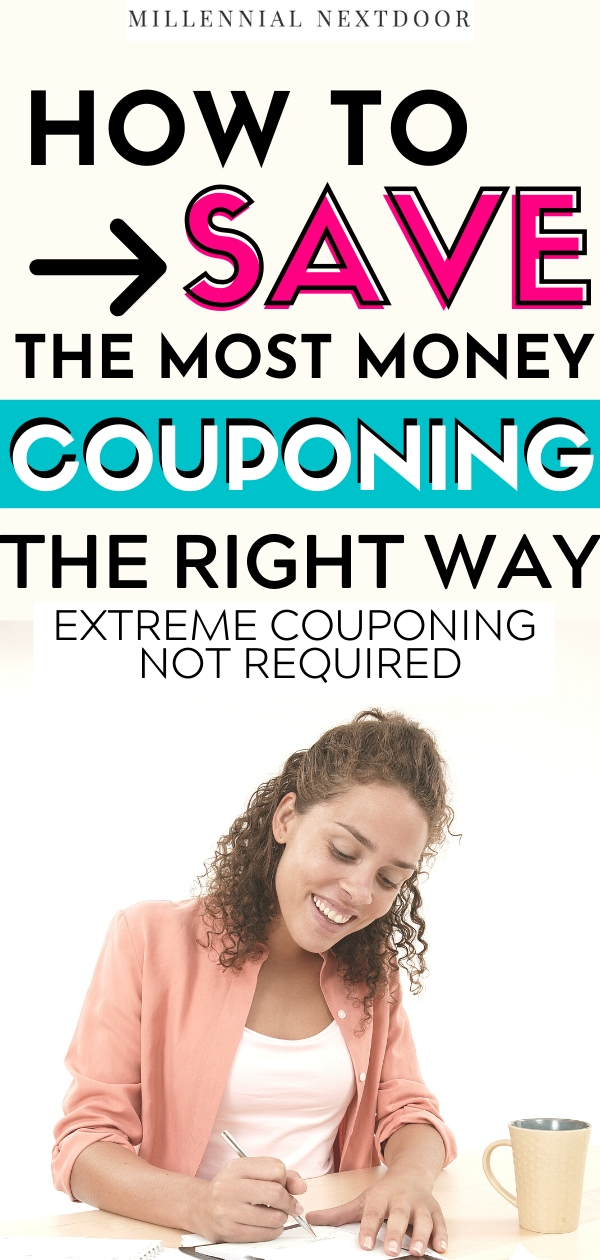 How to Coupon (the right way) to Get the Most Savings