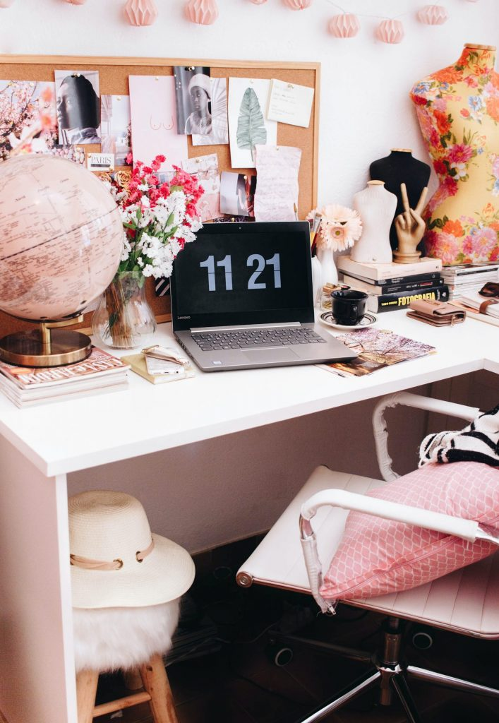 Transform Your Workspace in Three Easy Steps