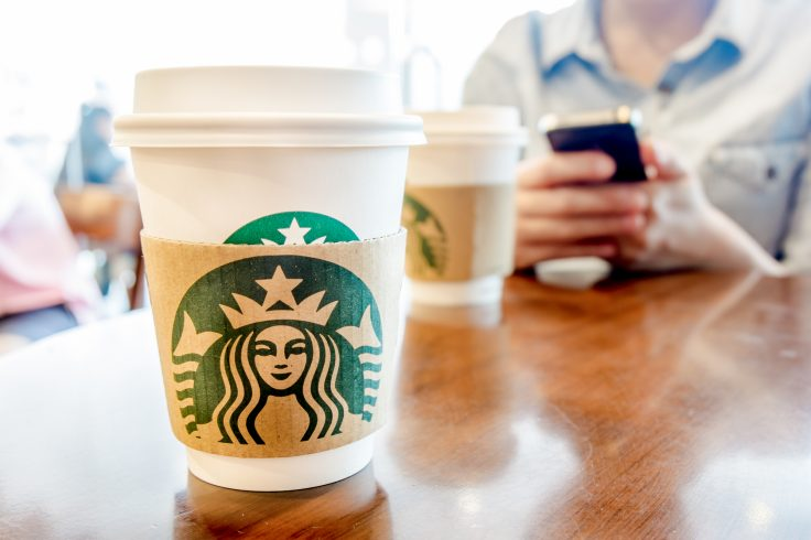 Free Starbucks drinks